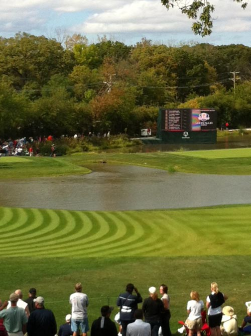 Ryder Cup - Medinah Country Club