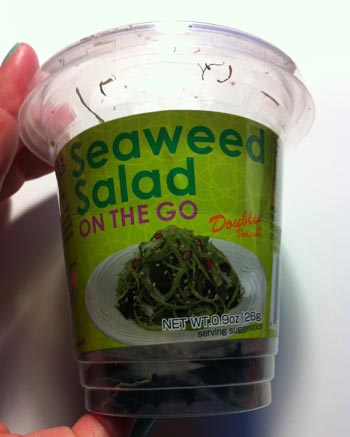 Japanese Delight Seaweed Salad