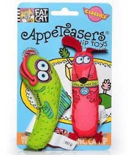 Fat Cat Appeteasers Cat Toy - Gifts for Cats