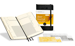 Moleskine Beer Journal - Gift Idea for Men