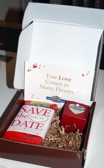 Ghirardelli Valentine's Chocolates