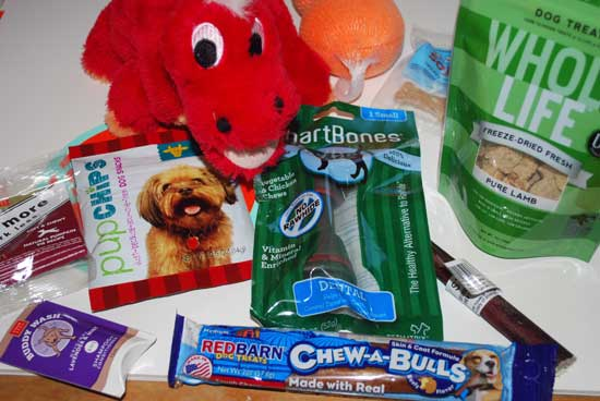 Pets Love Toys - a subscription box for dogs