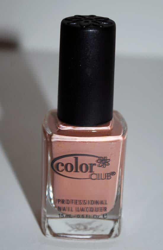 Color Club Nail Polish in Earthy Angel