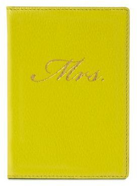 Kate Spade Mrs Passport Holder