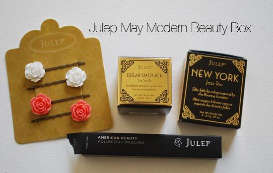 Julep May Modern Beauty Box