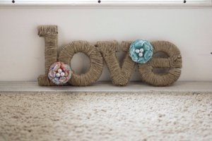 love wrapped letters