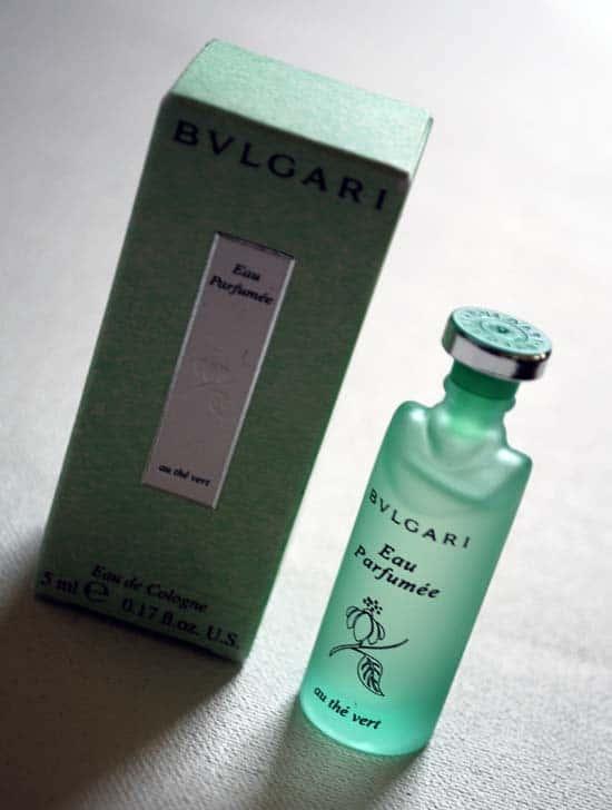 bvlgari eau parfumee