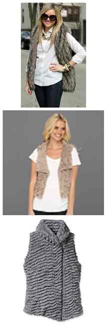 fall faves vests