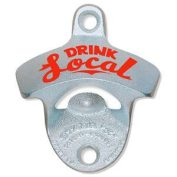 Drink Local Beer Opener