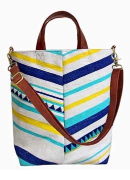 Mercado Global Madeline Tote - Summer