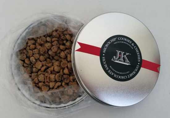 JK Chocolate Microchip Cookies