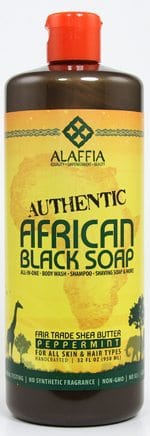 Alaffia African Black Soap