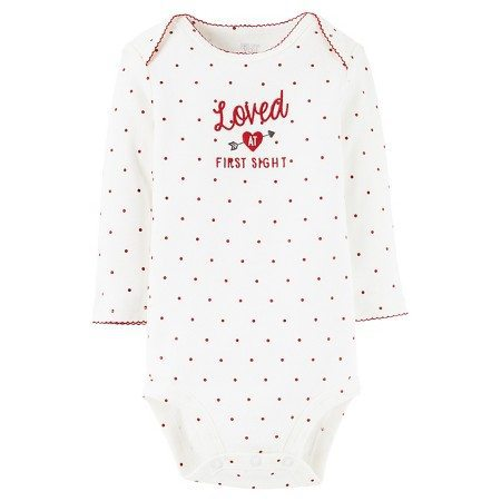Loved at First Sight Onesie