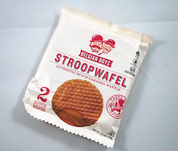 Belgian Boys De Stroopwafel