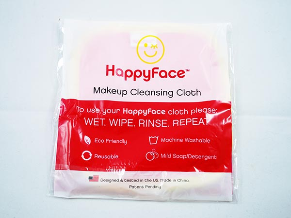 HappyFace Makeup Cleansing Cloth