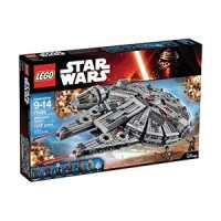 LEGO Star Wars Millennium Falcon | Gift Ideas for Star Wars Fans | ShopGirlDaily.com's 2015 Holiday Gift Guide