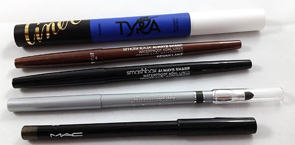 Favorite Beauty Products: Eyeliner