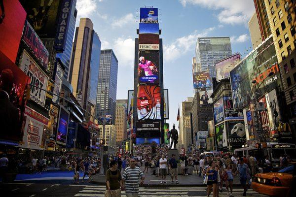 New York City by Aurelien Guichard