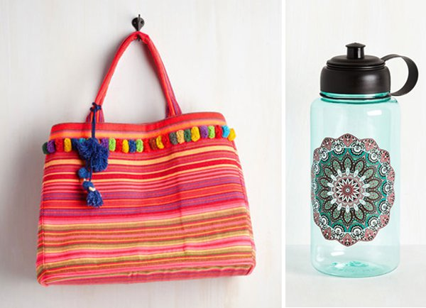 boho accessories from ModCloth