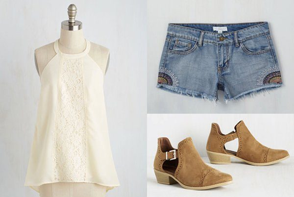 Boho Style from ModCloth