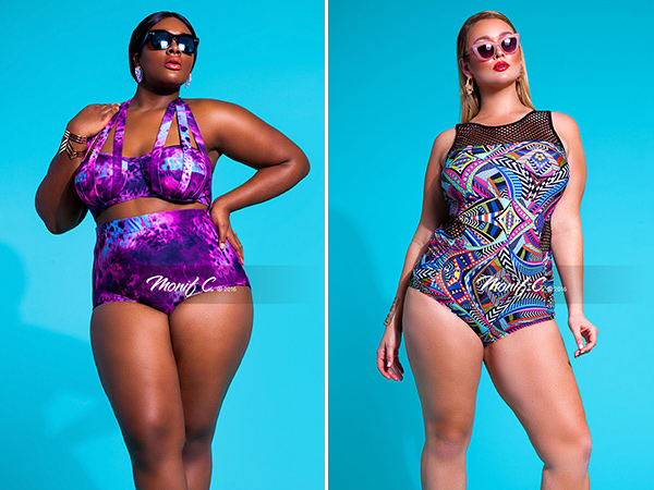 Plus Size Swimwear from Monif C.