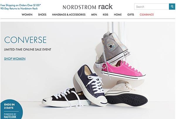 Online Off-Price Retailers: Nordstrom Rack