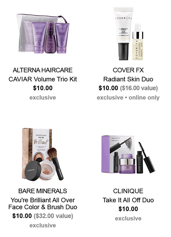 Sephora Black Friday Preview 2016