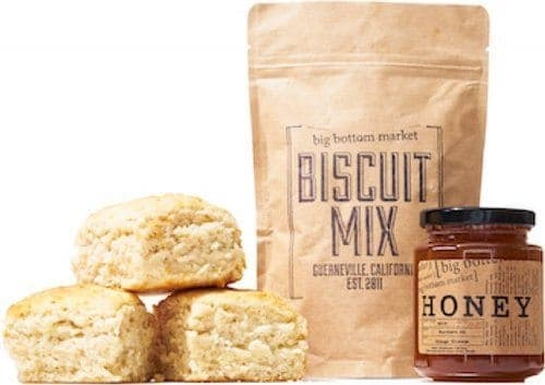 Biscuit Mix and Honey Gift Set