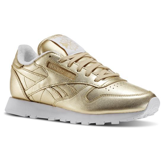 Reebok Womens x FACE Stockholm Classic Leather Spirit in Sensation