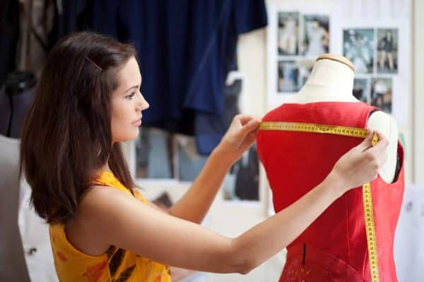 Invest in a good tailor and you will save money on clothes.