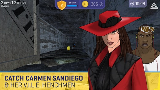 Carmen Sandiego App