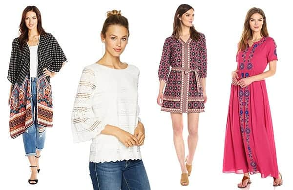 Ella Moon: Globally Inspired Women's Fashions from Amazon