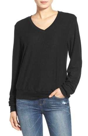 V-Neck Sweatshirt from Wildfox