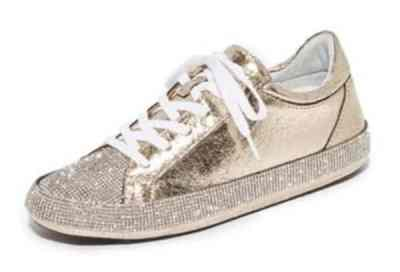 Schutz Stelen Two Tone Sneakers