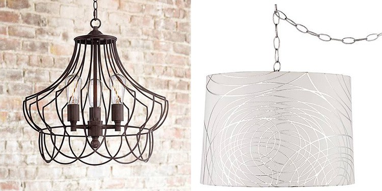 Swag Pendant Lights from Lamps Plus