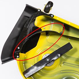 John Deere La165 Wiring Diagram Mulch Control Kit For 42in Accel Deep Mower Decks Bm24794