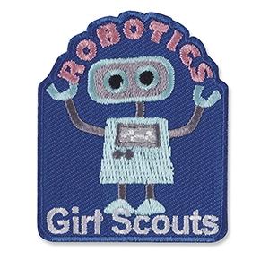 Robotics Sew On Fun Patch