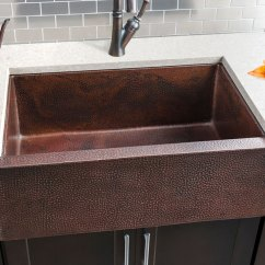 Large Kitchen Sinks Copper Hoods Hahn Extra Single Bowl Sink