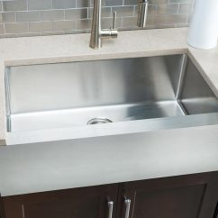 Drop In Farmhouse Kitchen Sinks Small Dinette Sets Hahn-flat-apron-farmhouse-large-single-bowl-sink.jpg