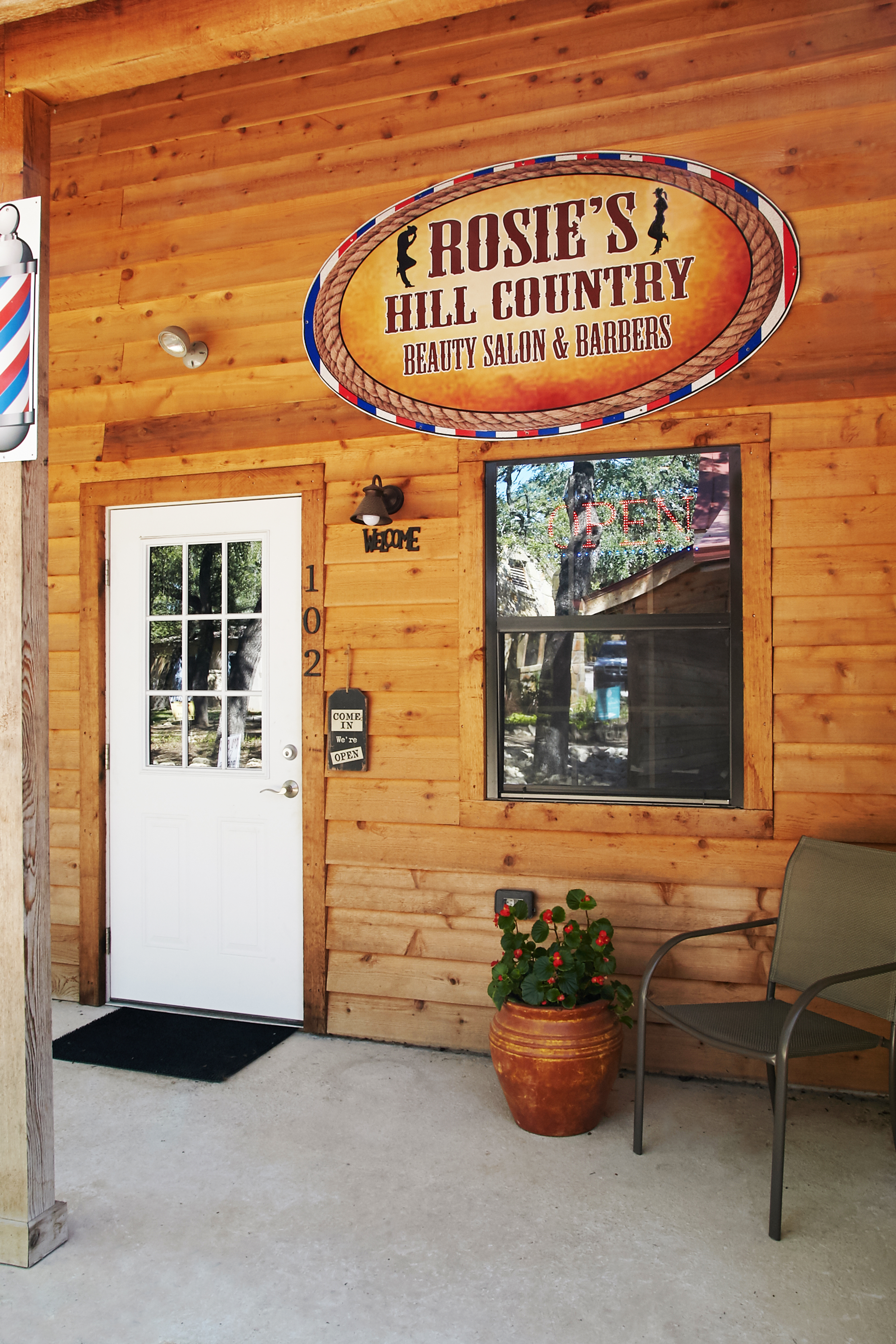 Rosies Hill Country Beauty Salon  Barber