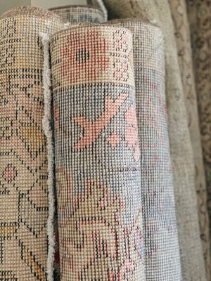 Turkish Hand Knotted Rugs