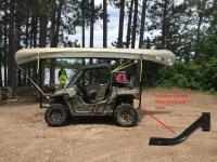 Diy Canoe Rack For Atv - DIY Campbellandkellarteam