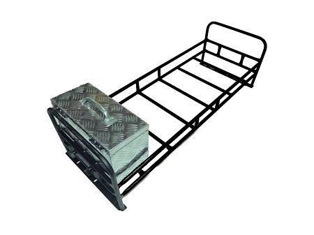 polaris ranger accessory rack