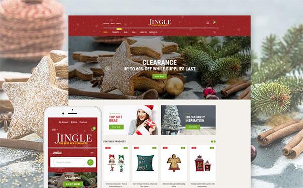 Christmas Responsive Shopify Theme