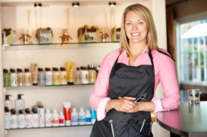 Professional Salon self employed owner