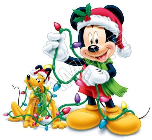 Mickey Mouse Christmas Cartoons