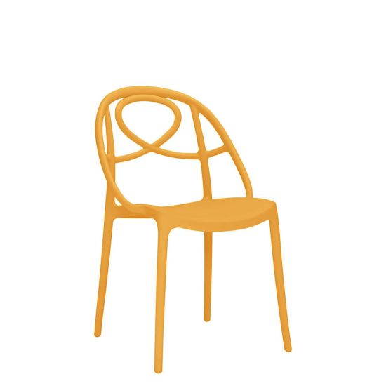 orange side chair adirondack set of 2 sketch chairs janus et cie