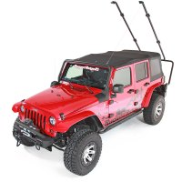 Rugged Ridge Sherpa Roof Rack | JK 4 Doors | 11703.02