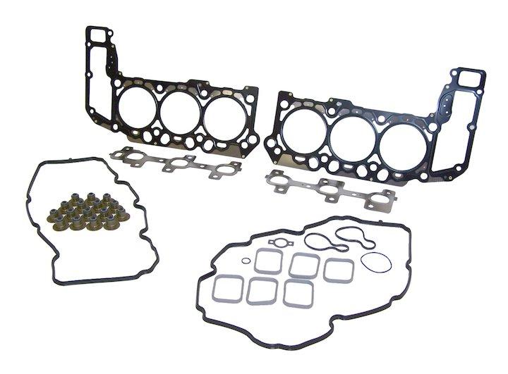 Jeep WK XK KJ KK 3.7L Engine Upper Gasket Set