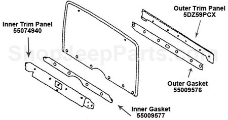 Jeep Wrangler Door Latch Diagram Jeep Door Latch Assembly
